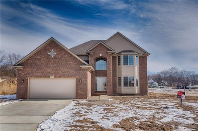 49586 Mainstee Drive Drive, Chesterfield Twp, MI 48047 - MLS#: 219019891