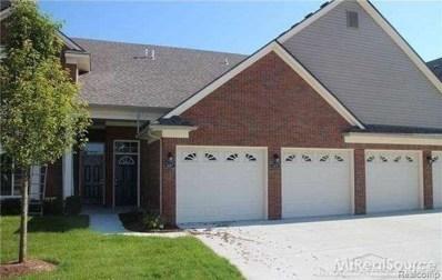 14261 Shadywood Drive, Sterling Heights, MI 48312 - MLS#: 219020181
