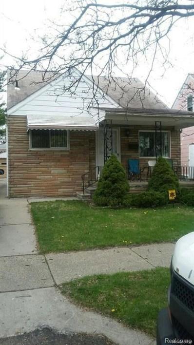 7711 Brace St, Detroit, MI 48228 - MLS#: 219020343