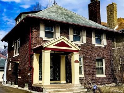 1986 Glynn Court, Detroit, MI 48206 - MLS#: 219020844