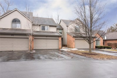 811 Woodridge Hills Drive, Brighton, MI 48116 - MLS#: 219021298