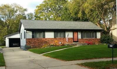 2171 Maplecrest Rd, Sterling Heights, MI 48310 - MLS#: 219021417
