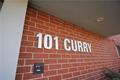 101 Curry Avenue UNIT 336, Royal Oak, MI 48067 - MLS#: 219021431