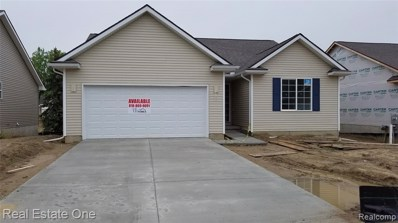4496 Cross Creek Boulevard UNIT 50, Burton, MI 48509 - MLS#: 219021453