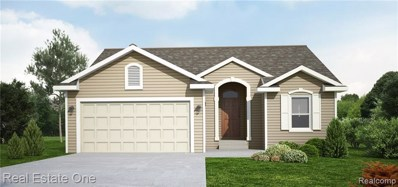 4487 Cross Creek Boulevard UNIT 8, Burton, MI 48509 - MLS#: 219021478