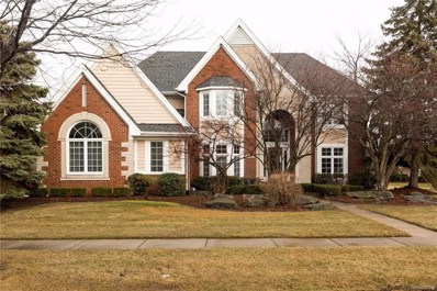 43484 Chardonnay Drive, Sterling Heights, MI 48314 - MLS#: 219021626