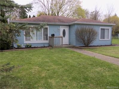 436 E Nepessing Street, Lapeer, MI 48446 - MLS#: 219021943