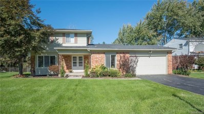 4032 Pinehurst Drive, West Bloomfield Twp, MI 48322 - MLS#: 219022029