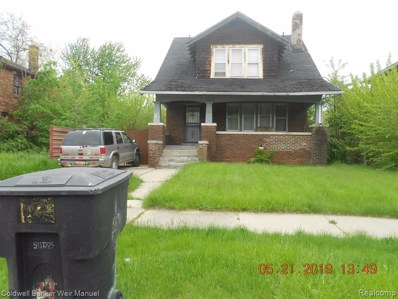284 W Nevada Street, Detroit, MI 48203 - MLS#: 219022055