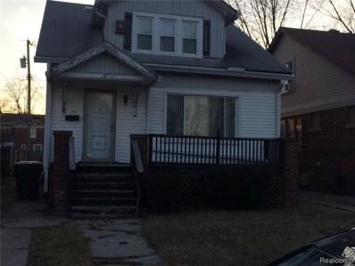 253 Eastlawn Street, Detroit, MI 48215 - MLS#: 219022114
