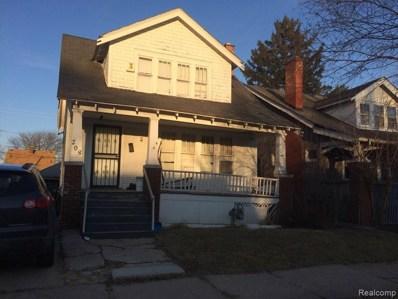 208 Philip Street, Detroit, MI 48215 - MLS#: 219022117
