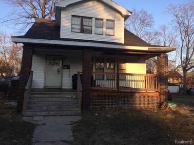 350 Newport Street, Detroit, MI 48215 - MLS#: 219022533