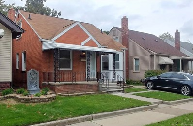 1488 Cleveland Avenue, Lincoln Park, MI 48146 - MLS#: 219022556