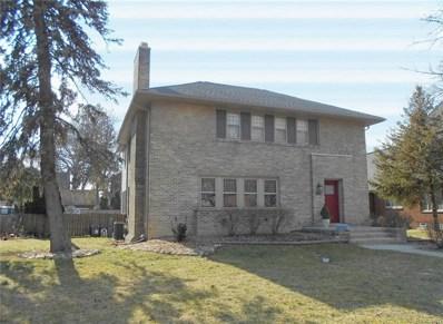 1359 Berkshire Road, Grosse Pointe Park, MI 48230 - MLS#: 219022771