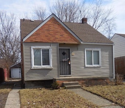 18686 Teppert Street, Detroit, MI 48234 - MLS#: 219022847