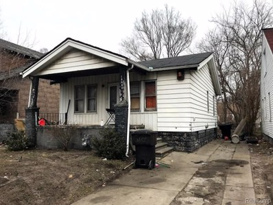 18608 Greeley Street, Detroit, MI 48203 - MLS#: 219022904