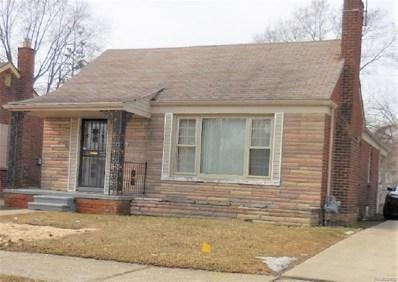 20133 Strathmoor Street, Detroit, MI 48235 - MLS#: 219023270