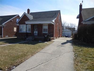 15440 Bringard Drive, Detroit, MI 48205 - MLS#: 219023288