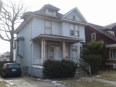 230 Connecticut Street, Highland Park, MI 48203 - #: 219023393