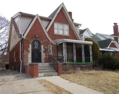 15900 Woodingham Drive, Detroit, MI 48238 - MLS#: 219023493