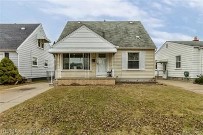 1550 Academy Street, Dearborn, MI 48124 - MLS#: 219023743