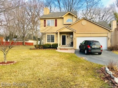 28750 Bayberry Court W, Livonia, MI 48154 - MLS#: 219023862