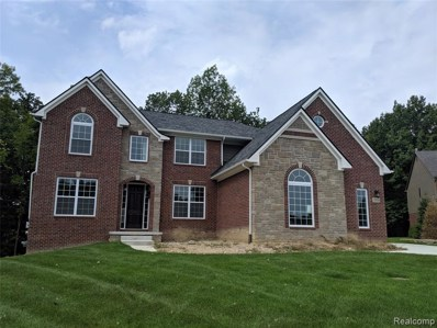 13838 Forest Ridge Circle, Green Oak Twp, MI 48178 - MLS#: 219023995