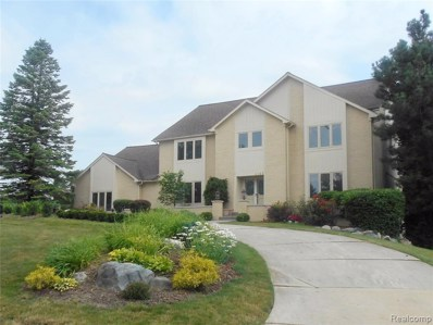 4145 E Golf Ridge Drive, Bloomfield Twp, MI 48302 - #: 219024172