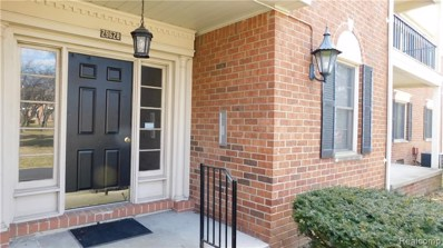 29628 Middlebelt Road UNIT 2702, Farmington Hills, MI 48334 - MLS#: 219024460
