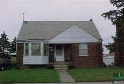 19549 Kelly Road, Detroit, MI 48225 - MLS#: 219024572
