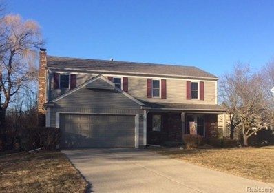 2683 Dansbury Court, Orion Twp, MI 48360 - MLS#: 219025048