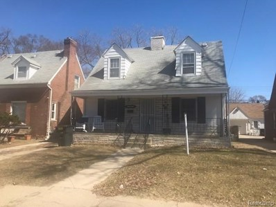 18668 Steel Street, Detroit, MI 48235 - MLS#: 219025201