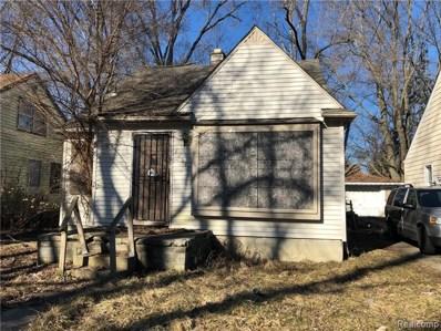 18517 Heyden Street, Detroit, MI 48219 - MLS#: 219025276