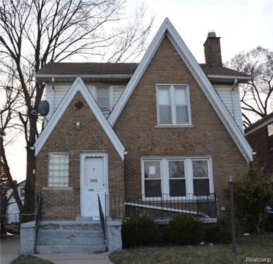 13933 Roselawn Street, Detroit, MI 48238 - MLS#: 219025352