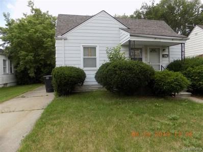 8611 Westwood Street, Detroit, MI 48228 - MLS#: 219025610