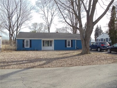 5913 Dwight Avenue, Waterford Twp, MI 48327 - MLS#: 219025780