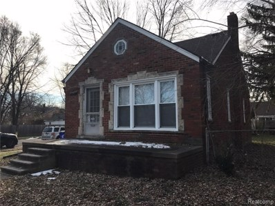 4501 Woodhall Street, Detroit, MI 48224 - MLS#: 219025788