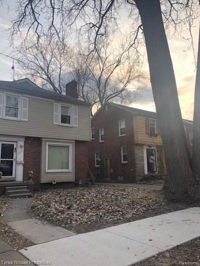 5265 Hillcrest Street, Detroit, MI 48236 - MLS#: 219027055