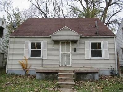 19939 Lindsay Street, Detroit, MI 48235 - MLS#: 219027064