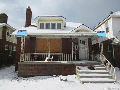 12759 Cloverlawn Street, Detroit, MI 48238 - MLS#: 219027075