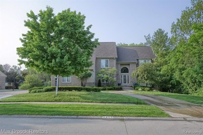 4876 Justin Lane, West Bloomfield Twp, MI 48322 - MLS#: 219027116