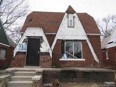 15363 Birwood Street, Detroit, MI 48238 - MLS#: 219027258
