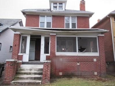 12143 Monica Street, Detroit, MI 48204 - MLS#: 219027304