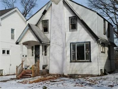 16530 Inverness Street, Detroit, MI 48221 - MLS#: 219027320
