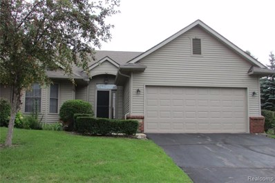 6177 Green Ash Drive, Brighton, MI 48116 - MLS#: 219027565