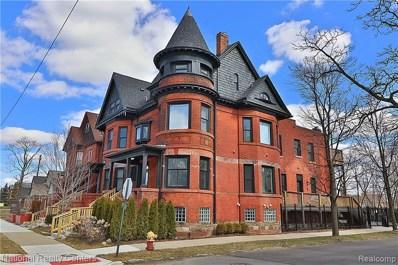 4304 Trumbull Street, Detroit, MI 48208 - MLS#: 219027739