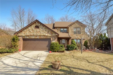 42166 Chase Court, Canton Twp, MI 48188 - MLS#: 219028348