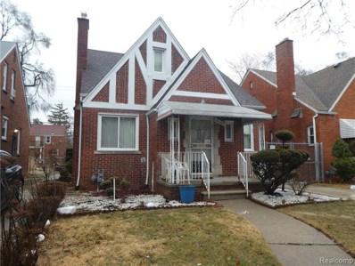 18500 Birwood Street, Detroit, MI 48221 - MLS#: 219028623
