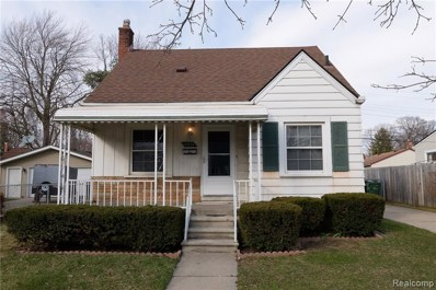 15878 Meyer Avenue, Allen Park, MI 48101 - MLS#: 219028893