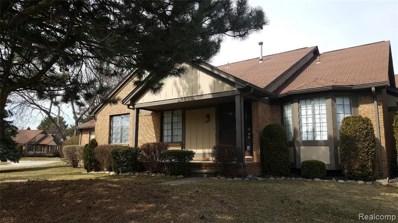 195 Meadow Lane Circle, Rochester Hills, MI 48307 - MLS#: 219028931
